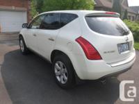 Make Nissan Year 2007 Colour White kms 177034 Trans