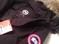 Authentic Brand New Parka Navy Blue (dark) With tags In