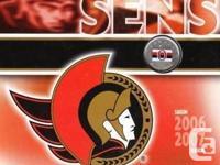 2006 Canada Ottawa Senators Gift Set 2006-07 Season
