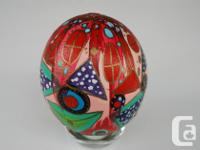 Hi! I have an original Canadian work of art for sale -