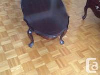 Kroehler made 3 piece living room set: $150.00 for the