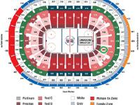 CANADIENS vs BRUINS Pair of consecutive seats for match