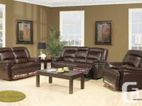 http://www.mvqc.ca $1999 or $85/ mois 3 piece sofa set