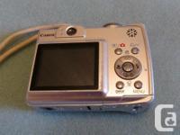 Cannon Digital Camera Lot Cannon PowerShot A550 7.1