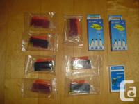 Unopened/sealed ink cartridges of Cannon printer ink: for sale  British Columbia