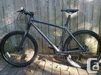 Cannondale High levels of caffeine F3 Hardtail Mtb,