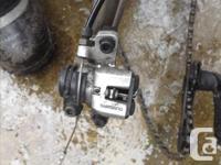 Aluminium frame RST Front suspension Shimano Disk