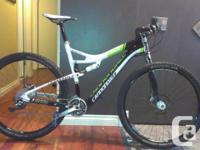 Cannondale Scalpel Carbon 29er 2 (XL) w/upgrades for