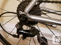 "Cannondale Synapse Road Bike - Aluminum Frame (21""),"