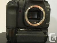 This is legendary Canon 5D mk II camera body. Comes