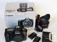 Absolut mint condition Canon Full Frame system