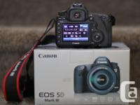 Selling my good condition Canon EOS 5D Mark III 22.3 MP