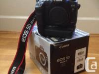 Canon 5D Mark II. Canon Hold. Canon electric batteries