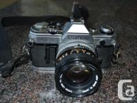 or Best Offer A package including the iconic Canon AE-1