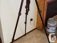 Great set up for outdoorsman Package includes Lowepro