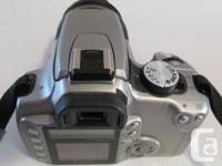 **Reduced Price!** This lightly used Canon Rebel XT