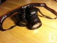 CANON T2I DSLR VIDEO CAMERA FOR SALE  Package consists