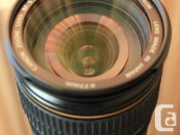 This versatile lens is optically the fastest medium