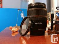 Great for use as a walkaround lens, this lens covers a