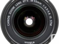 in new condition / Recommended for newer Canon T3i and