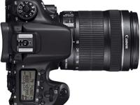 Canon EOS 70D 20.2 MP DSLR Camera for sale! comes with