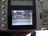 Canon EOS Digital Rebel Camera DS6041 6.3 megapixel