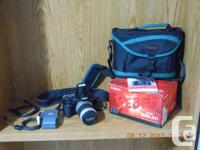Selling an experienced Canon EOS Digital Rebel XTi 10.1