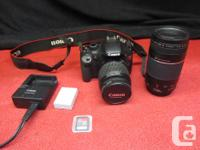 $429 PRICE INCLUDES ALL TAXES. Canon EOS REBEL T2i 18