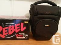 Canon EOS Rebel T3i 18 MP CMOS Digital SLR Camera and for sale  Ontario