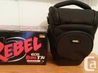 Canon EOS Rebel T3i 18 MP CMOS Digital SLR Camera and