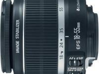 For sale: Canon EOS Rebel XTi in perfect condition,