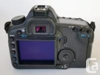 Absolutely mint condition full frame Canon 5D Mark II,