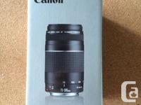 I got this lens as part of a kit and I am selling it.