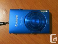 I'm selling a used Canon PowerShot 320 HS in excellent