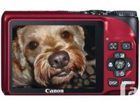 Canon Powershot A2200 14.1 MP Digital Camera with 4x