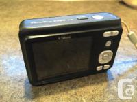 Canon PowerShot A480 Digital Camera In good working
