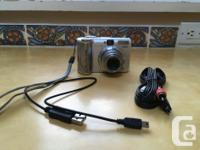 Canon Powershot A610 5MP Digital Camera with 4X Optical