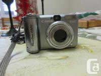 A great camera which I'm selling only because I got a