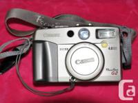 DOWNSIZING - EVERYTHING MUST GO! CANON POWERSHOT G2 FOR