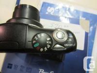 Canon Powershot SX 130 IS 12.1 mega pixel, 12x optical