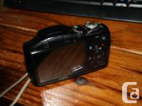 i have a canon powershot sx150 IS for sale , it is 14.1