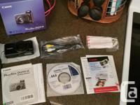 Barely used excellent condition cords still in
