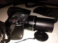 For sale whole set: Canon PowerShot SX30 +Charger+USB