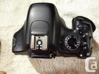 Canon Rebel T2i Body - Broken - FOR PARTS ONLY. This