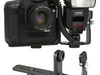 Canon - SB-E2 Speedlite Bracket.  Like all the preloved