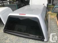 CANOPY FITS 2014 PLUS CHEV/GMC SWITCHBLADE SILVER MID