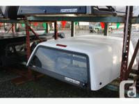 Truck Canopy for a GMC/Chev 5.8. No side windows for