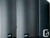 Canton Plus GXL 2 Way Bookshelf Speaker (Black Pair)
