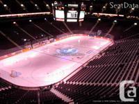 Vancouver Canucks, Section 312, Row 14 Canucks Shoot