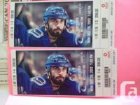 2 tickets available   section 111 Row 15 seat 3,4
